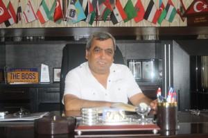Yönetim Kurulu Başkanı Ergün Onatça